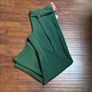 NWT Flowy Wide Leg Trousers